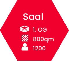Saal Westbad